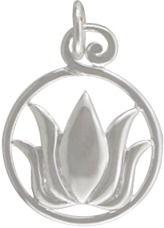 lotus pendent
