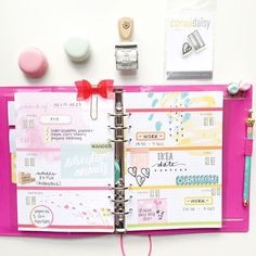 Last week in my Pink Patent Domino @officialfilofax with the ever so cute @cocoa_daisy inserts and kit. Some of the stickers you see are from a @cocoa_daisy printable. ================================ Check out my fellow Daisy designers for more inspiration: @livelifeandcreate @madewithlovecrafter ================================ #CocoaDaisy #cocoadaisyannie #cocoadaisyplannerkit #cocoadaisypaperedlove #cocoadaisykit #cd #cdannie #planner #planners #plannergirl #plannerlove #plannernerd…
