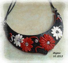 fleurs... Jewelry, Fashion, Bead, Flowers, Jewels, Jewlery, Moda, La Mode, Jewerly