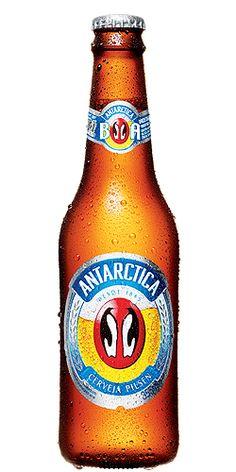 ! I´ve already drank this beer ! From BraSil ! [Antartica Pilsen - Standard American Lager - 4.9%]