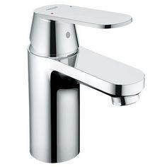 Grohe 32877000 Eurosmart Cosmo Lavatory Centerset Faucet Less Drain, Chrome $93.07