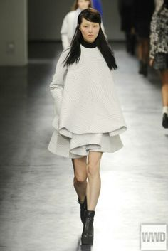 Humberto Leon and Carol Lim's interpretations - Add a Rocslide to the collar of this minimalist style