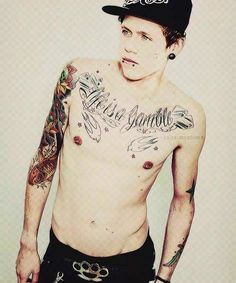 ohmygod... this punk edit of nial is totally HOTT w/ a capital H
