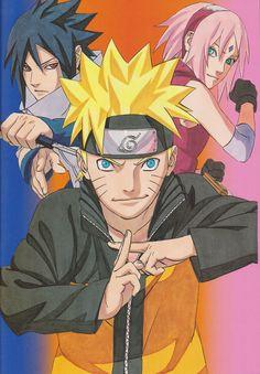 Kishimoto Masashi, NARUTO, Uzumaki Naruto, Haruno Sakura, Uchiha Sasuke, Naruto…