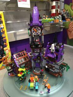 Scooby Doo Haunted Lighthouse 437 PCS Building Blocks 3D Bricks Set  Kids Toy
