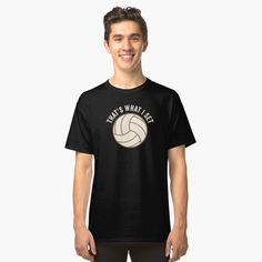 Volleyball T Shirts.  This cool volleyball shirt will look great on any volleyball player no matter what age. Available in volleyball t shirt, volleyball hoodie and volleyball sweatshirt. If you are looking for a  volleyball t shirt or a volleyball gift idea, then look no further. | volleyball mug | volleyball clothes | volleyball posters | #volleyball #volley #beach