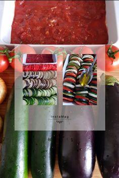 Ratatouille. – Lorelley.blog Ratatouille, Zucchini, Cooking Recipes, Vegetables, Healthy, Blog, Food, Recipe, Kitchens