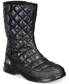 Find The North Face Women's Thermoball Button Boot online. Shop the latest collection of The North Face Women's Thermoball Button Boot from the popular stores - all in one North Face Women, The North Face, Baby Doll Clothes, Cold Weather Fashion, Snow Boots Women, Duffy, Boots Online, Pumps Heels, Shoe Boots