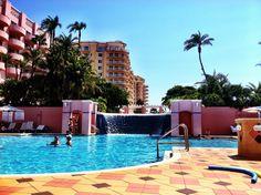 St.Petersburg, Florida- Marriott Renaissance Vinoy Hotel