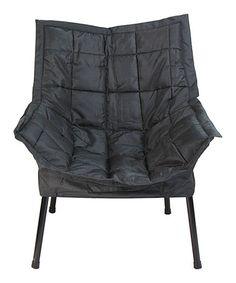 Love this Black Milano Chair on #zulily! #zulilyfinds
