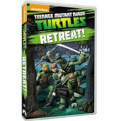 Teenage Mutant Ninja Turtles: Season Three - Volume 1 (Widescreen)