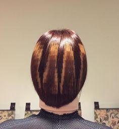 xpresioncreativos Pixel Color, Hair Art, Dark Hair, Tattos, Chihuahua, Cool Hairstyles, Weird, Stylists, Hair Color