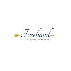 Create a unique and beautiful logo for Freehand PR! by Jenny Designs