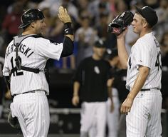 Reed and Pierzynski