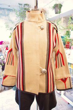 vintage chimayo jacket