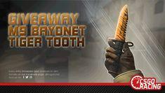 Win M9 Bayonet Tiger Tooth