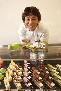 Sadaharu Aoki, Pâtissier Paris 5e -