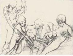 Las ilustraciones eróticas del hombre que dibujó nuestros oscuros deseos