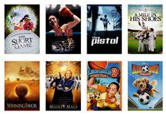 15 Inspirational Kids Movies on Netflix for Winter Olympics #NetflixKids