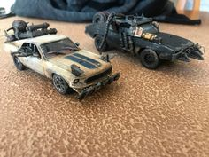 Project making Mad Max style cars in 28mm... first attempt