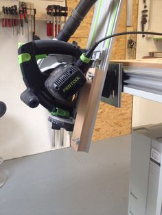 Festool MFT TS55R Garage
