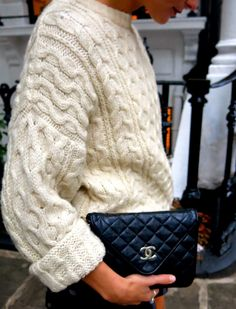 knit and chanel