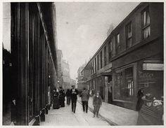 Nelson Street, City (Glasgow) Thomas Annan, 1868