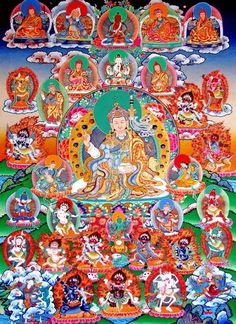 85 best guru rinpoche yeshe tsogyal images on pinterest tibetan field of arahats fandeluxe Images