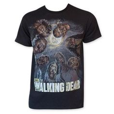/'Coral/' Meme Dead Walking TV Zombies Inspired T Shirt Top Mens /& Ladies Cotton