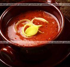 Zupa pomidorowo-paprykowa (wiosenna )