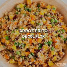 Kale Recipes, Healthy Low Carb Recipes, Healthy Dishes, Indian Food Recipes, Asian Recipes, Cooking Recipes, Arroz Frito, Gluten Free Menu, Happy Foods