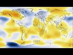 Temperature variations over the past 150 years.   Watch for that last decade... it's a doozy.