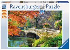 Romanttinen Bridge | Adult Puzzles | 2D palapelit | Shop | US | ravensburger.com