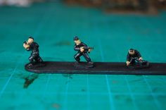 Beginner's guide to painting 15mm WWII figures Part 2