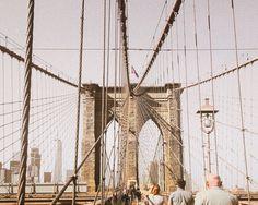 Brooklyn bridge  Instagram || shameahs