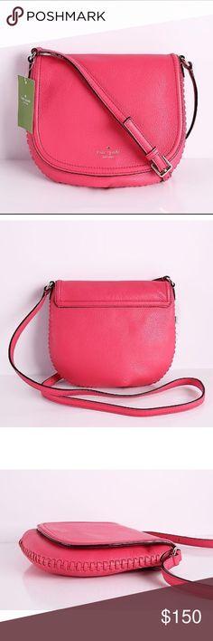 Pink Kate Spade crossbody bag NWT 🌸 NWT kate spade Bags Crossbody Bags