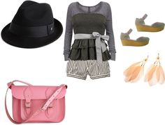 """""""A stroll in town"""" by msz-dubb on Polyvore"""