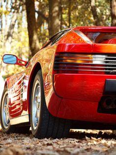Ferrari Testarossa #CarFlash