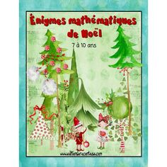Superbes énigmes Hiver Theme Noel, Books, Art, Reading Games, Logic Games, Christmas Riddles, Winter, Art Background, Libros