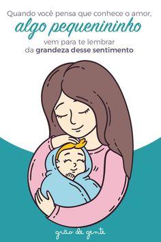 47 Melhores Imagens De Mensagem Sobre Gravidez Mães Educação Dos