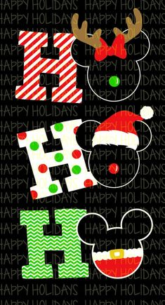 iPhone and Android Wallpapers: Mickey Mouse Christmas Wallpaper for iPhone and A. iPhone and Android Wallpapers: Mickey Mouse Christmas Wallpaper for iPhone and Android Christmas Phone Wallpaper, Holiday Wallpaper, Disney Wallpaper, Iphone Wallpaper, Mickey Mouse Wallpaper, Wallpapers Android, Wallpaper Wallpapers, Screen Wallpaper, Christmas Cards