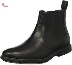 Timberland Arden Heights Chelsea, Bottes Classiques homme, Noir - Schwarz (Black Galloper FG), 43.5 - Chaussures timberland (*Partner-Link)