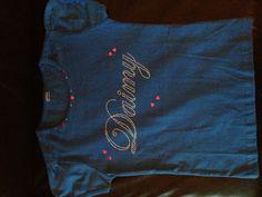 Shirt voor Daimy