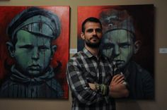 Office tale of Catalin Lartist, art director at Gameloft Bucharest.
