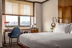 Hotel Hugo—New York, New York. #Jetsetter