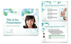 Orthodontist PowerPoint Presentation Template by @StockLayouts. Download, edit, print!