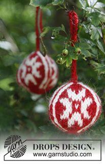 Garn Studio - Christmas Workshop knitting and crochet patterns