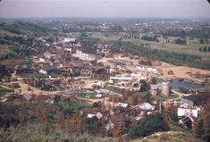 Universal Studio's original western main street.