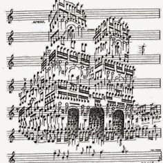 architecture musical