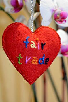 Fair Trade Love!